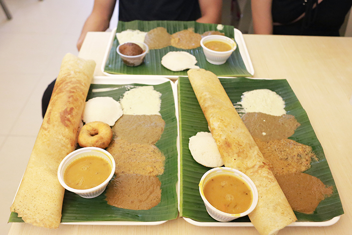 Murugan Idli Shop Group Shot