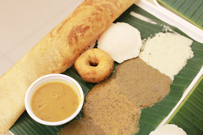 Murugan Idli Shop Meal