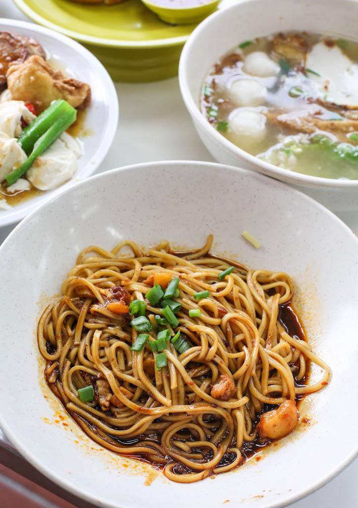 Restoran Ah Koong Noodles