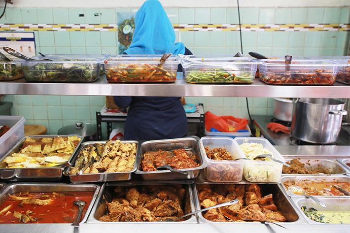 Restoran Kin Wah Food Counter
