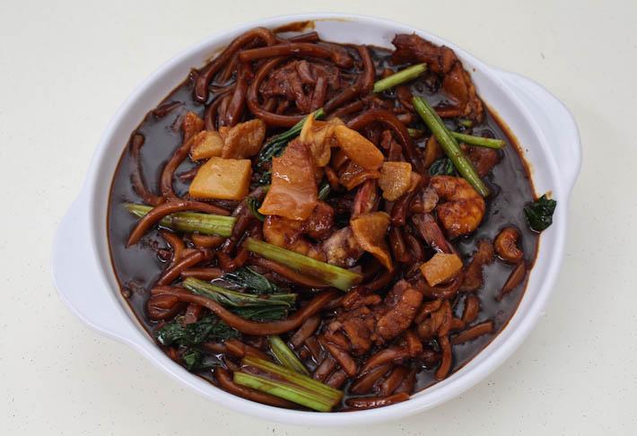 Sembawang Claypot Rice Da Lu Mian