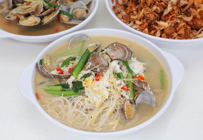 Sembawang Claypot Rice Lala Beehoon