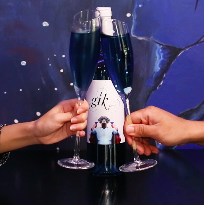 Blue Willow Wine