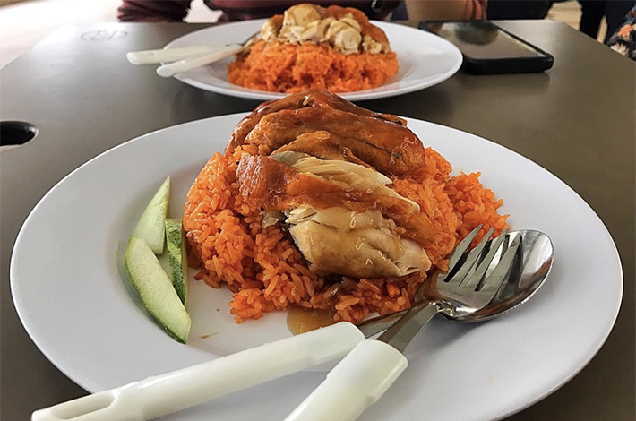 Jefri Chicken Rice