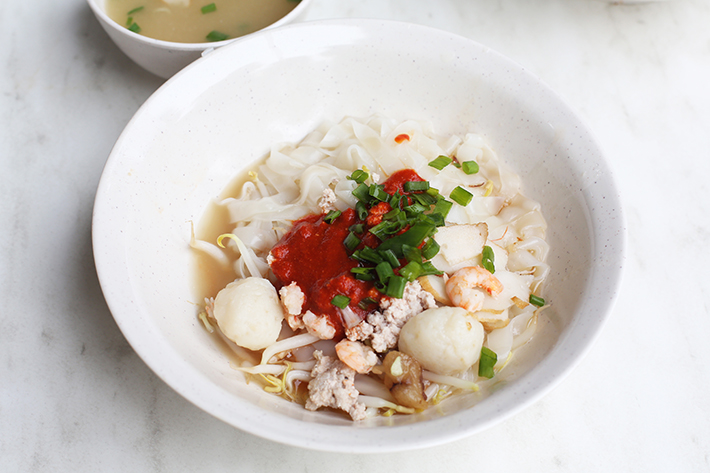 Sang Heng Kway Teow Dry