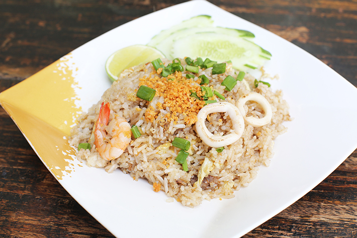 Soi 47 Belachan Fried Rice