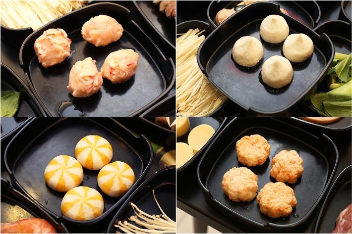 Ladyboy Moo-Ka-Cheese Seafood Balls