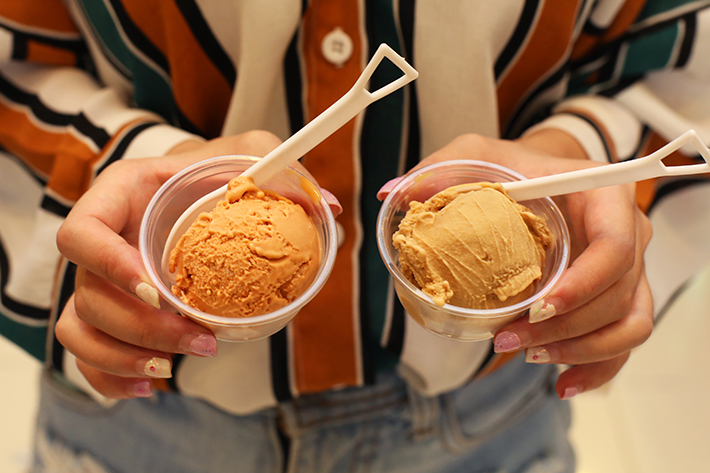 Ladyboy Mookacheese Ice Cream