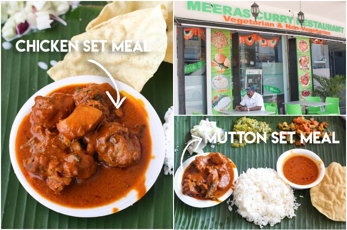 Meera's Curry Little India