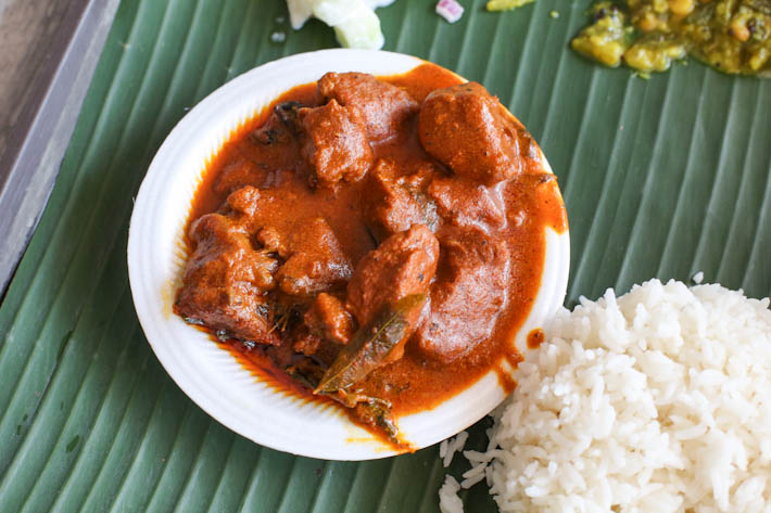 Meera's Curry Mutton