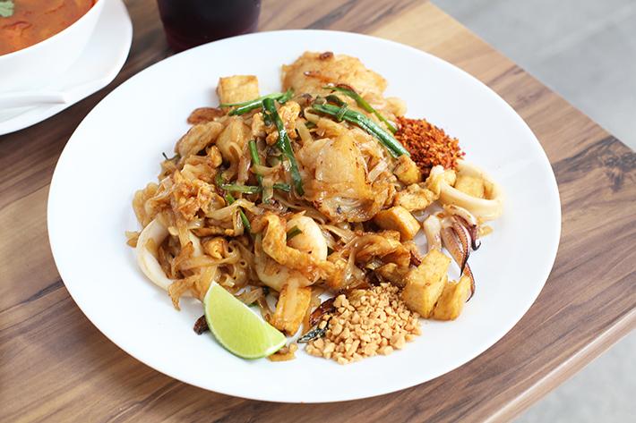 The Thai Street Co Pad Thai 2