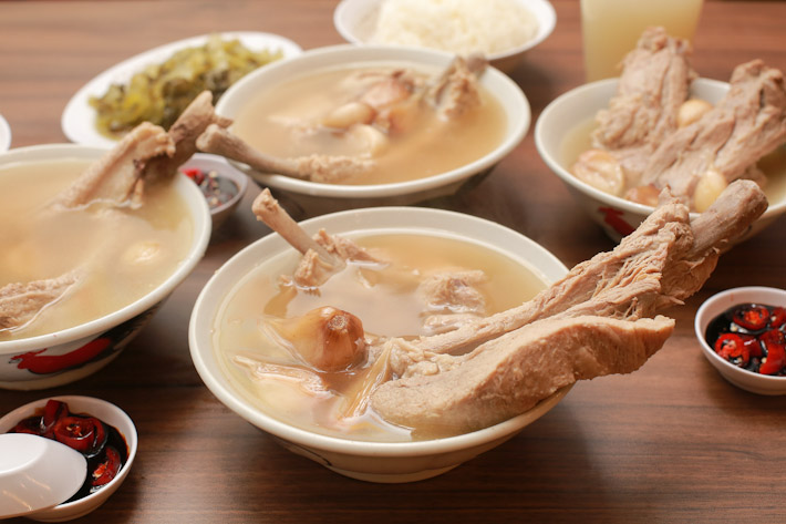 Song Fa Bak Kut Teh Food