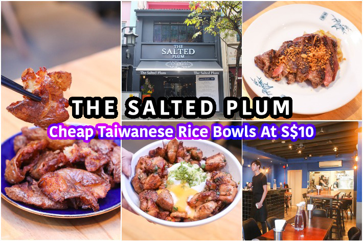 The Salted Plum Singapore