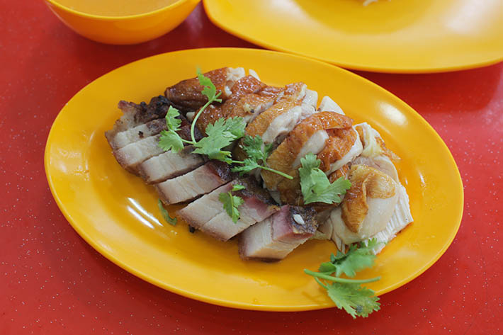 Chye Kee Goldhill Roasted Chicken Rice Chicken Rice