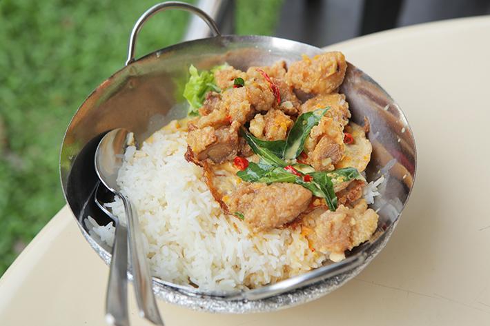 Cui Xiang Yuan Salted Egg Chicken