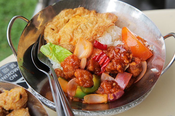 Cui Xiang Yuan Sweet & Sour Pork