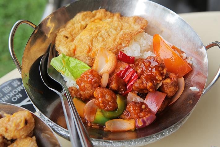 Cui Xiang Yuan Sweet & Sour Pork