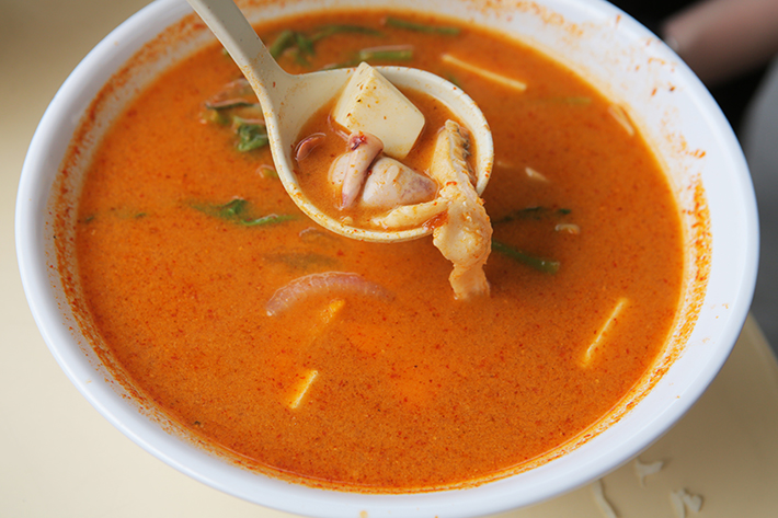 Cui Xiang Yuan Tom Yum Seafood Soup