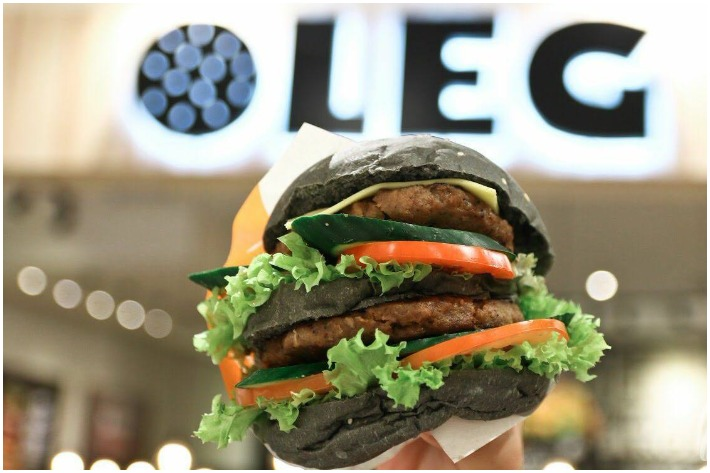 OLEG by gCafe Double Beef Burger