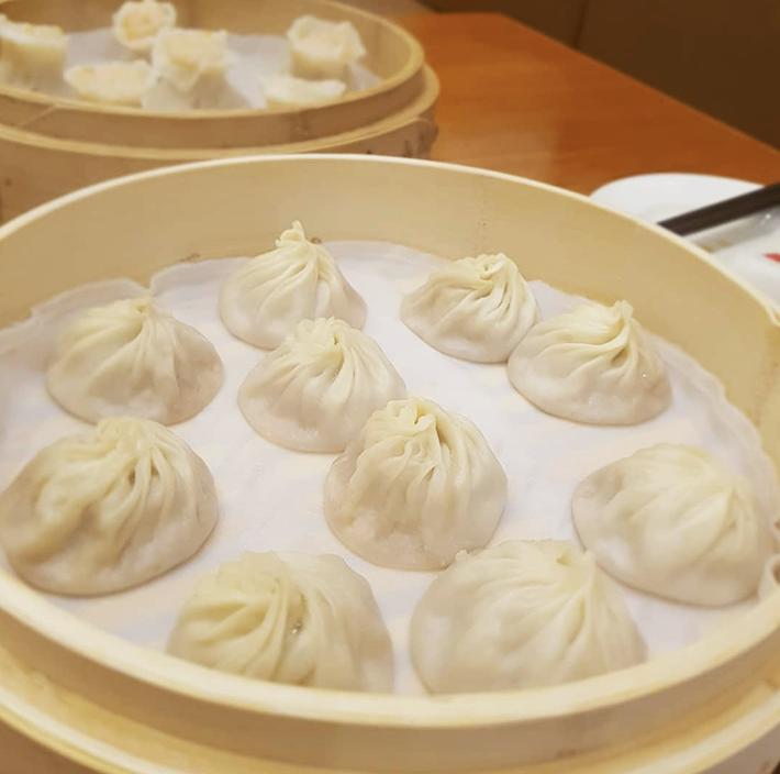 Steamed Xiao Long Bao