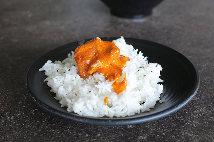 The Stew House Chicken Masala With Rice