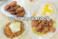 Yong Tai Seafood Collage
