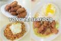 Yong Tai Seafood Collage