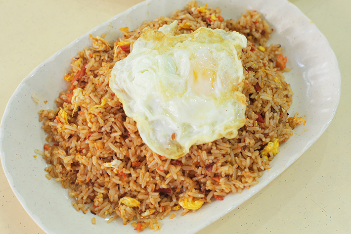 Yong Tai Seafood Sambal Fried Rice