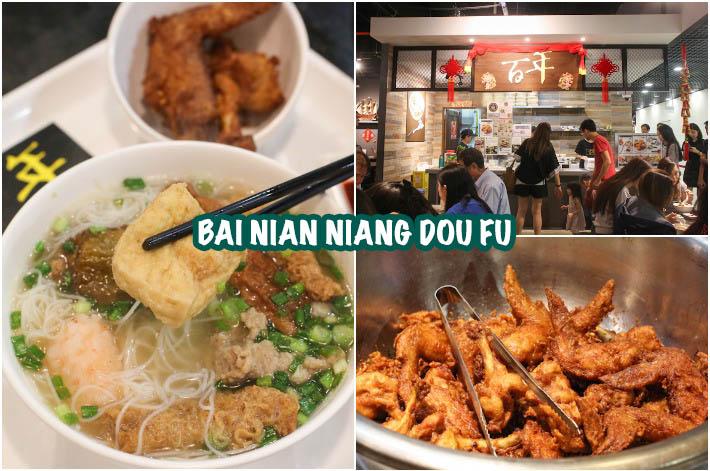 Bai Nian Niang Dou Fu Singapore