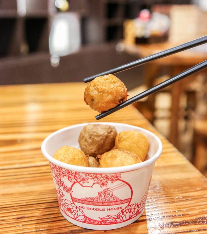 Go Noodle House Balls