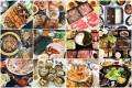 Buffets Collage