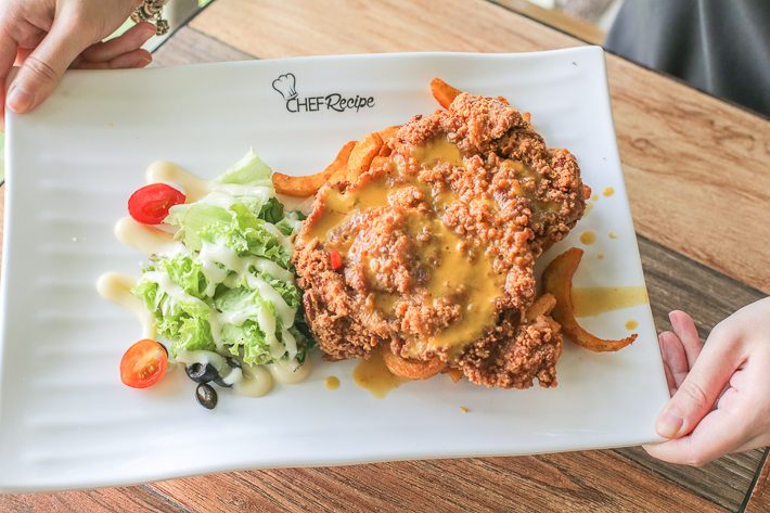 Chef Recipe Hidden Gem In Sengkang With Western Dishes Below S10