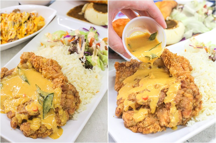 Chop Chop Chicken Cutlet Collage