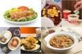 Fast Food Restaurants Collage