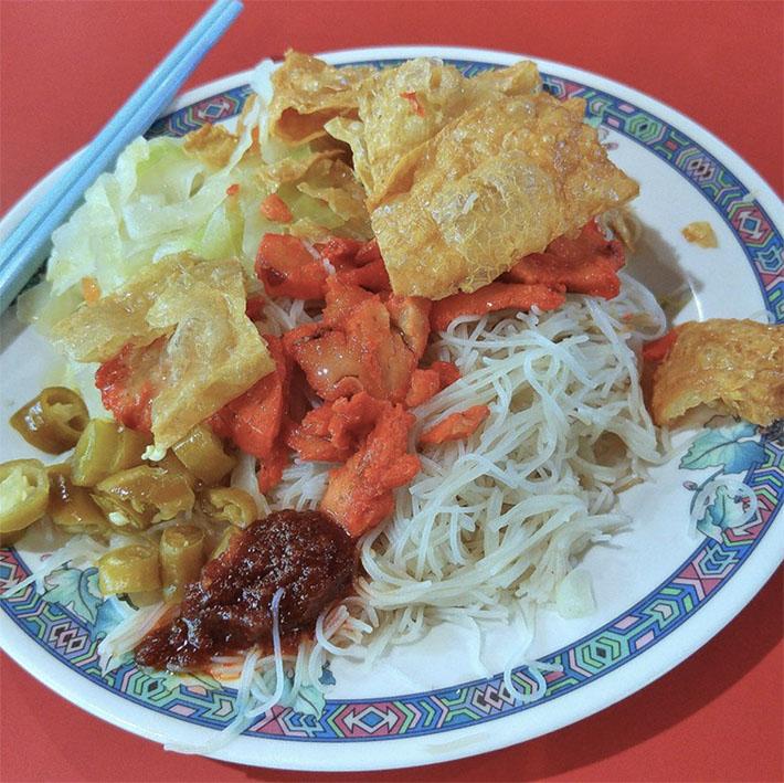 Fu Yuan Shu Shi Vegetarian Food