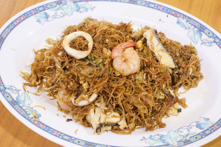 Joo Seng Seafood Fried Bee Hoon