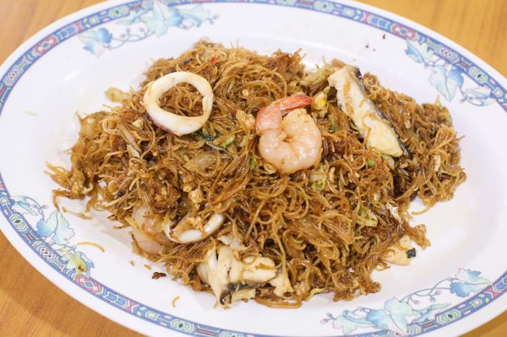 Joo Seng Seafood Fried Bee Hoon