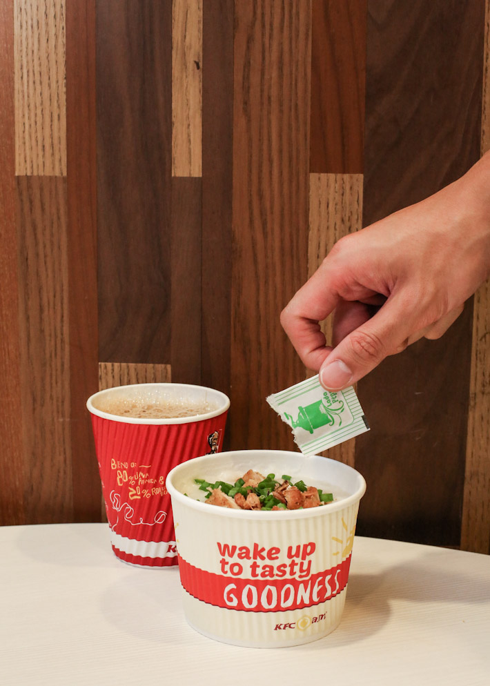 KFC-Porridge-Set