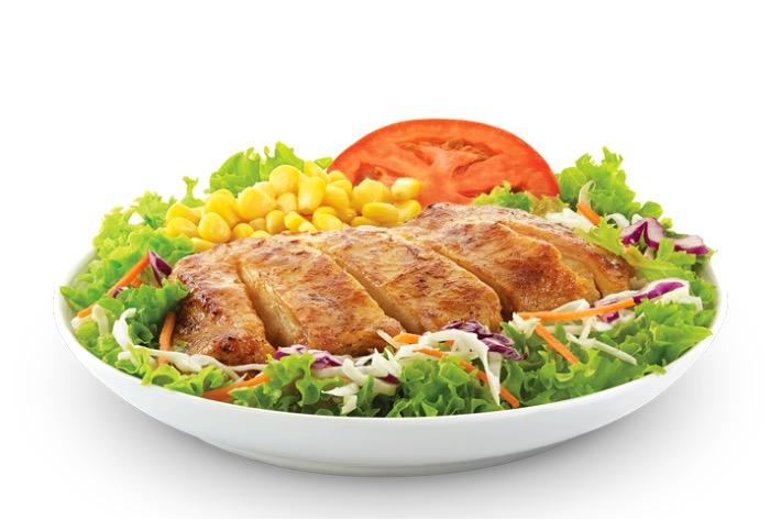 McDonald's Grilled Chicken McWrap