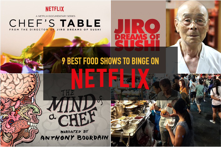 9 Netflix Food Documentaries To Binge On That'll Turn You Into A
