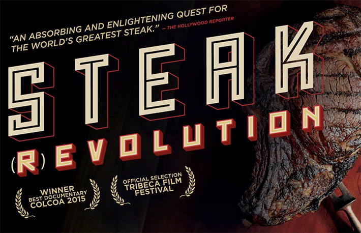 Netflix Steak Revolution