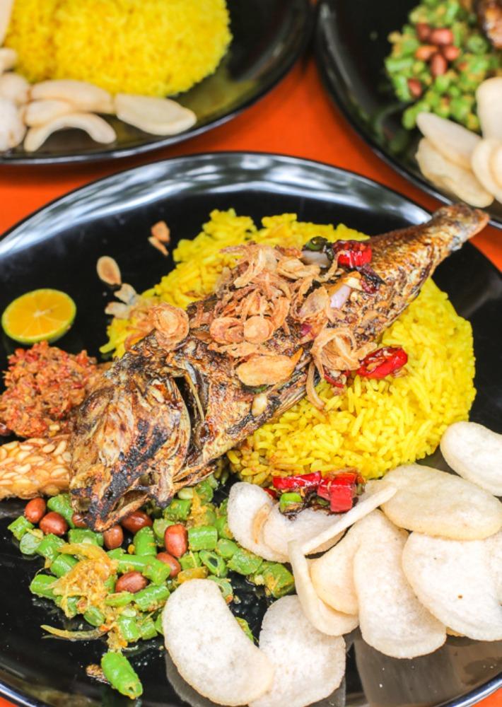 Warung K Ikan Bakar
