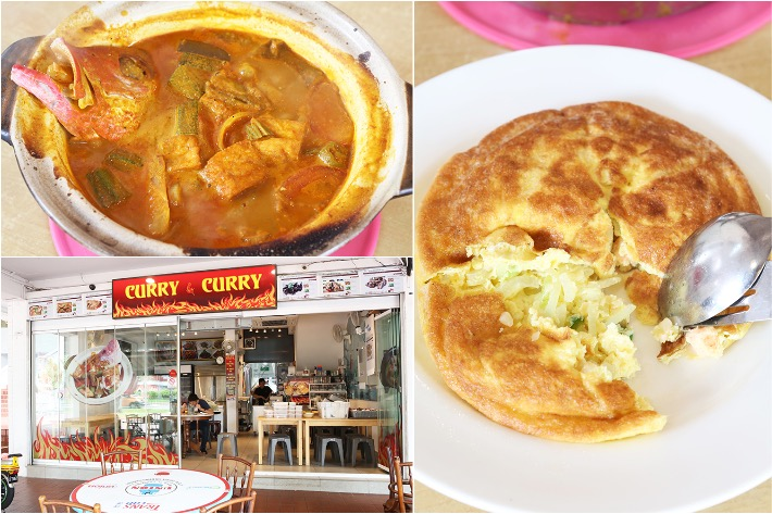 Curry & Curry Collage