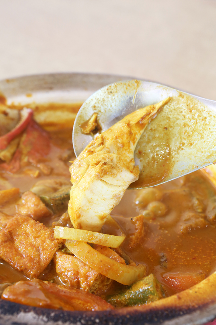 Curry & Curry Curry Fish