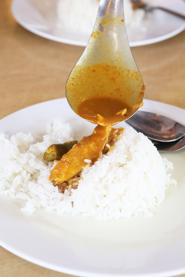 Curry & Curry Curry On Rice