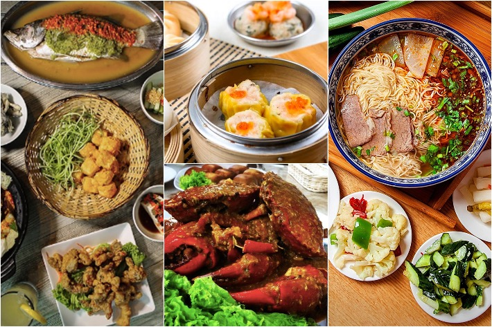 Halal Chinese Restaurants In Singapore