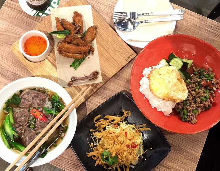 Kra Pow Thai