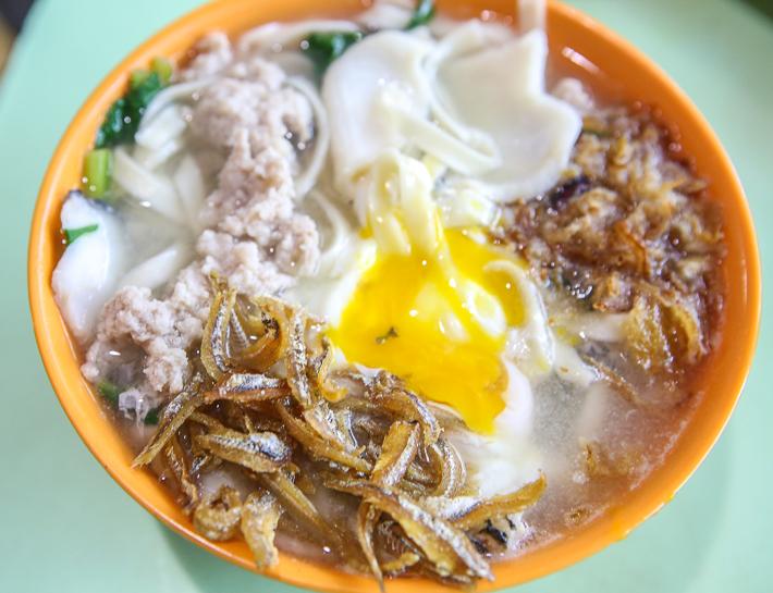 Qiu Rong Ban Mian 1