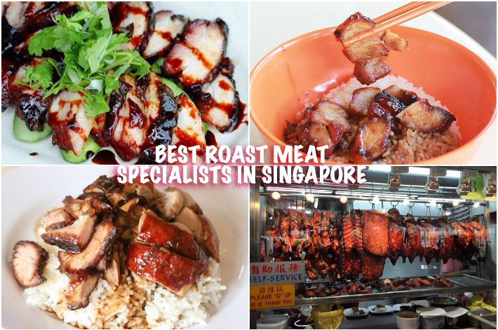 Roasted Meats Singapore