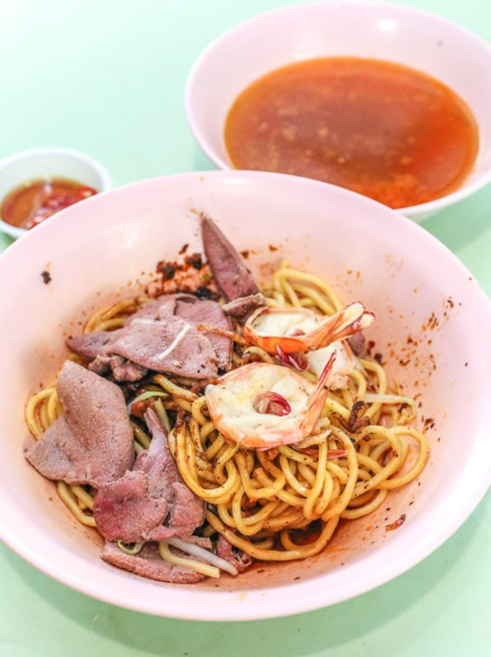 Whitley Rd Prawn Noodles 2